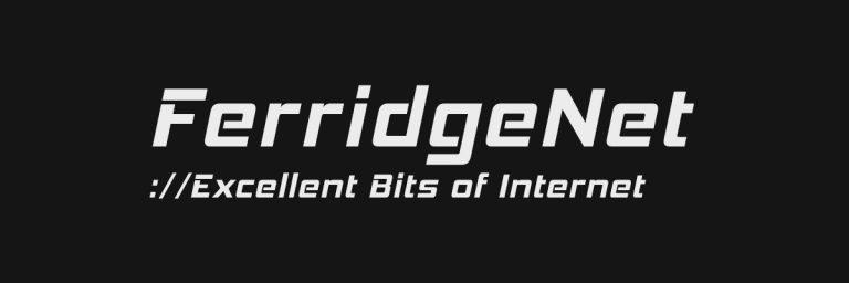 <span class='p-name'>Announcing: FerridgeNet</span>