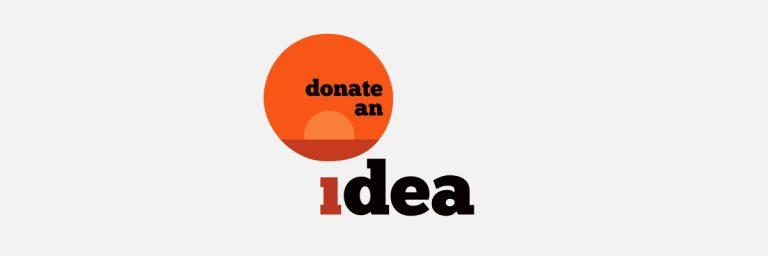 <span class='p-name'>Announcing: Donate an Idea</span>